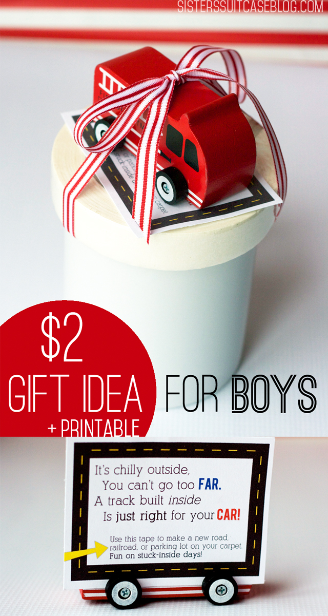 Stocking Gift idea for boys