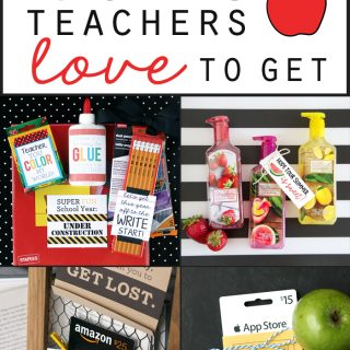10 Gifts Teachers LOVE to Get!