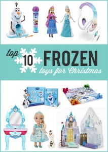 top 10 Frozen toys