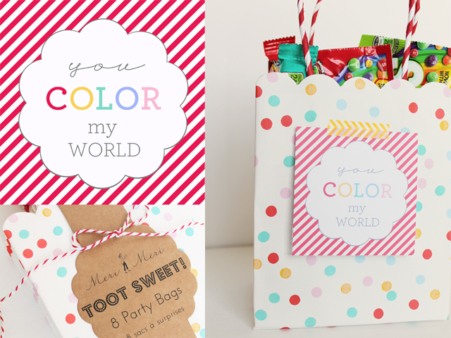 photo relating to You Color My World Printable identified as oneself-coloration-my-international-tag-Designs - My Sisters Suitcase - Packed