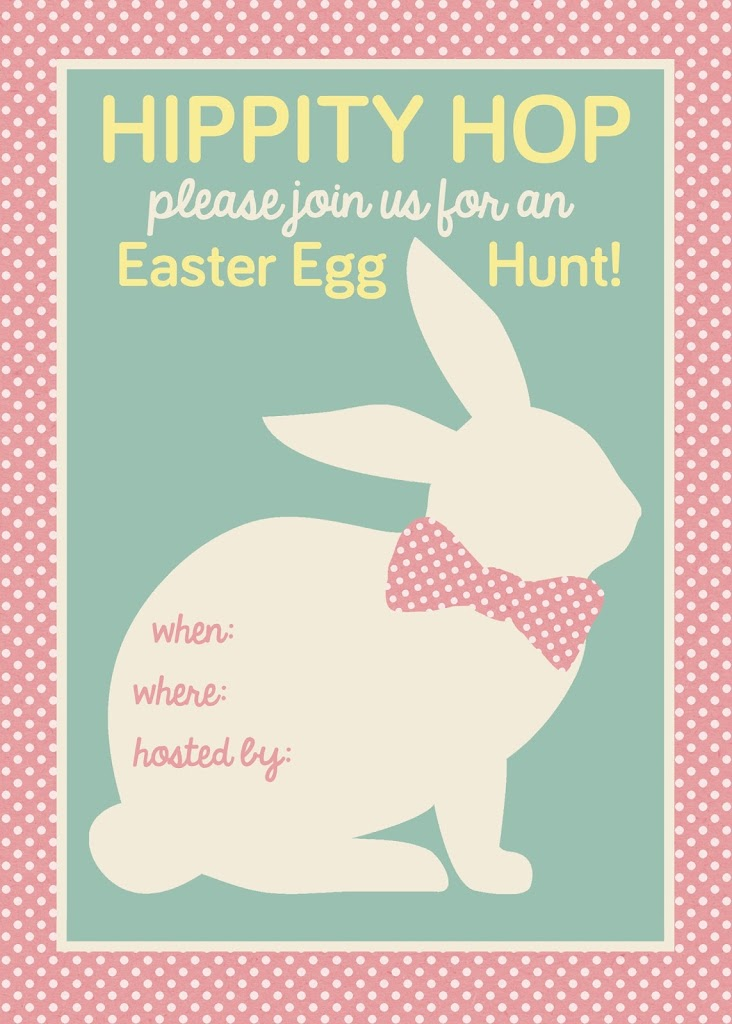 Priceless image regarding easter egg hunt invitations free printable
