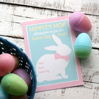 FREE Easter Printable Blog Hop