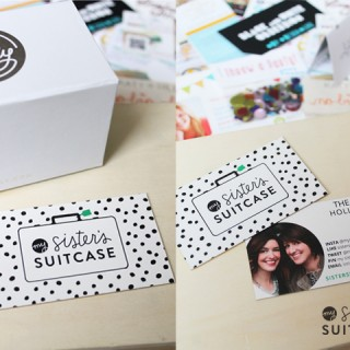 Our new business cards + a giveaway!