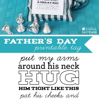 Father's Day Treat Bag and Printable *UPDATE*