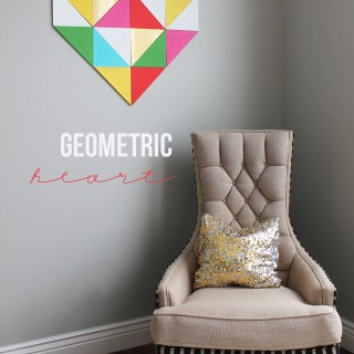 Geometric Heart Wall Treatment