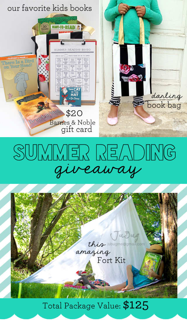 Summer Reading Giveaway