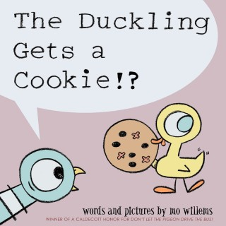 The Duckling Gets a Cookie Game