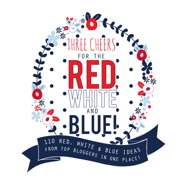 red white and blue projects
