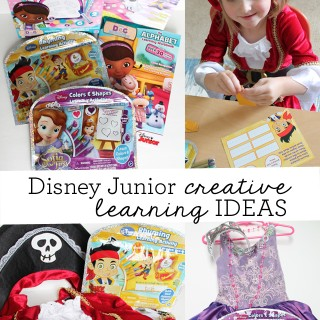 Creative Ways to Learn with Disney Junior