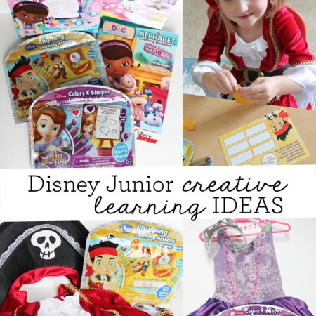 Disney Junior creative learning