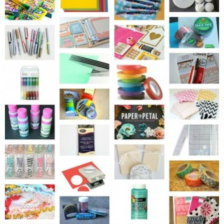 The Great Craft Stash Giveaway!