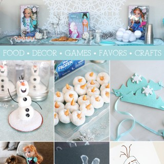 Frozen party ideas Archives My Sisters Suitcase Packed with