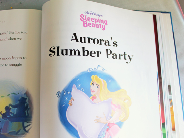 Auroras Slumber Party story