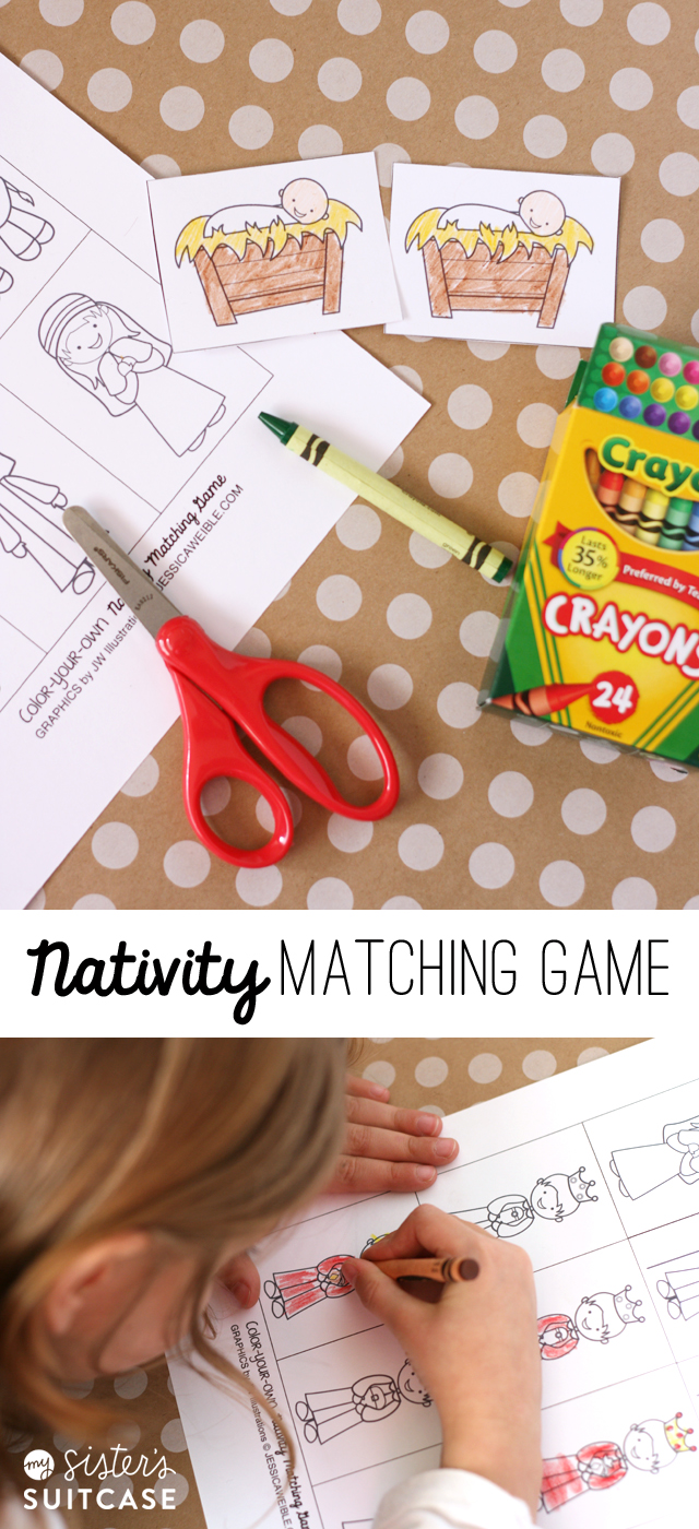 color-your-own-matching-game