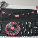 love letters paper straws