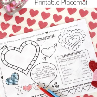 GIANT Valentines Printable Pack