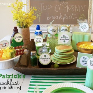 Top O' the Mornin' to Ya! {St. Patrick's Day Breakfast}