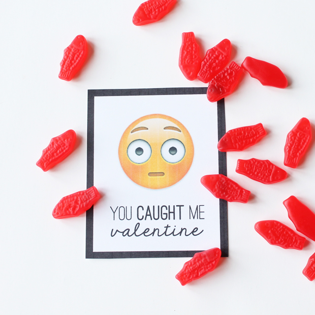 you caught me valentine