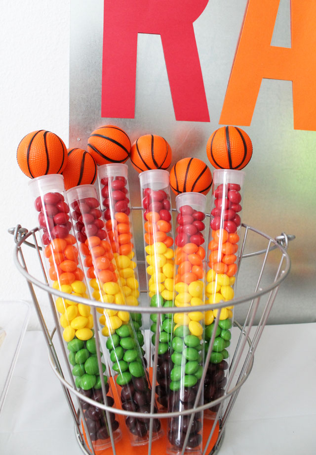 Basketball party ideas for kids my sister 39 s suitcase for Basketball craft party ideas
