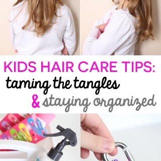 Kids Hair Care Tips + SoCozy Review