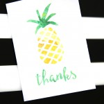 printable-watercolor-note-card-pineapple