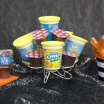 halloween party snacks with onthe go packs