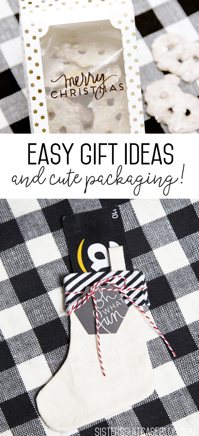 Easy gift packaging ideas