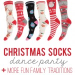 Christmas Socks Dance