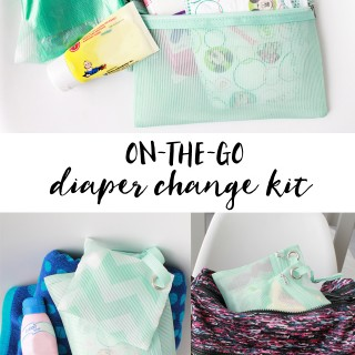 Emergency Diaper Change Kit
