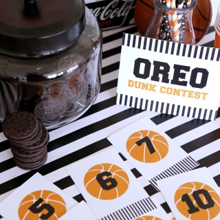 Basketball Party Ideas for The Big Tournament