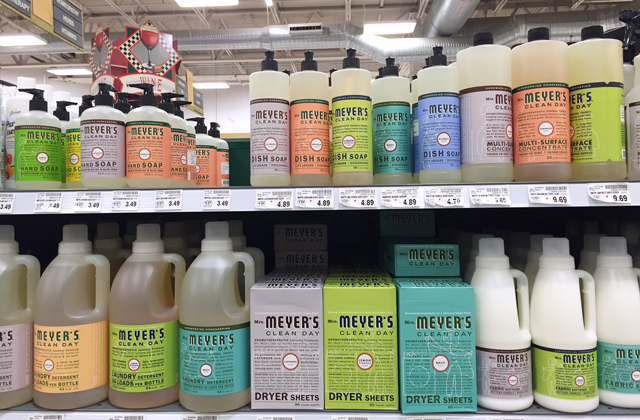 Mrs Meyers_fred meyer_products