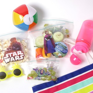 Snack Ideas for Kids On-The-Go