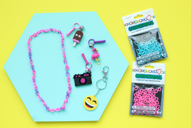 Potty charm necklace supplies