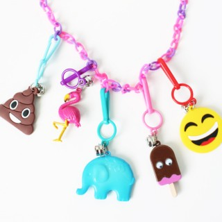 Potty Training Emoji Chart & Necklace Tutorial