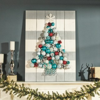 Holiday Ornament Display – Home Depot DIH Workshop