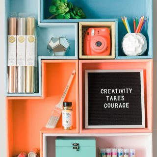 My Mobile Craft Space & Blog Hop