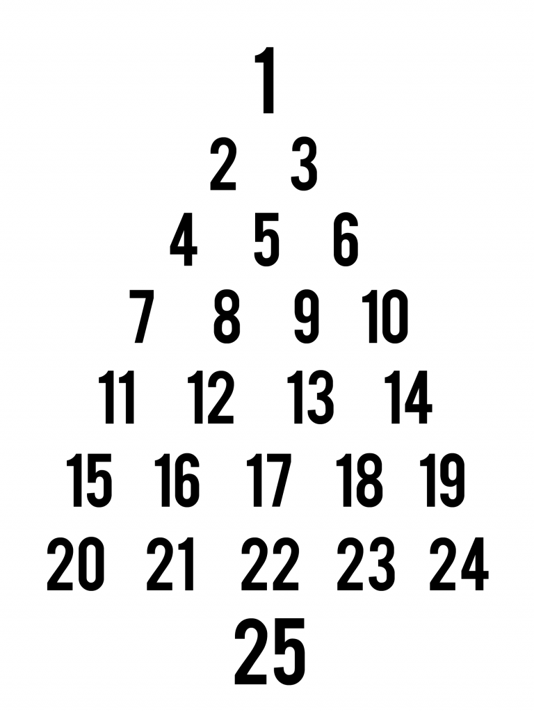 Advent Tree Countdown