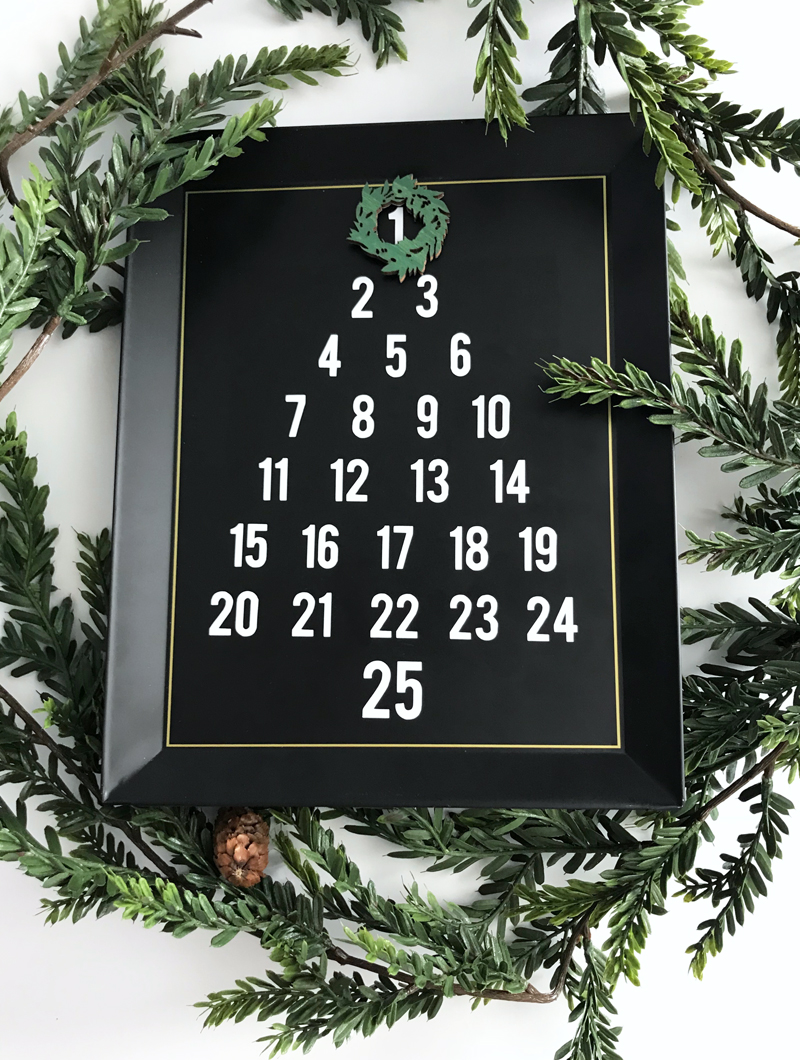 Christmas Tree Advent_Magnetic