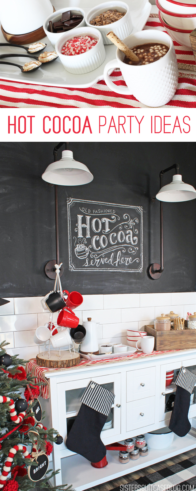Hot Cocoa Party Ideas