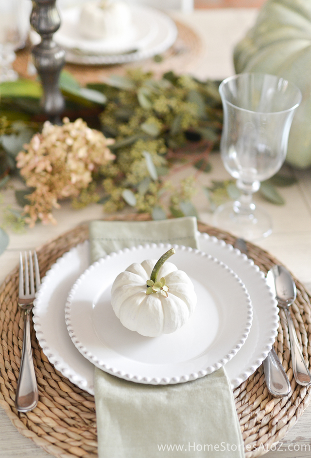 Simple Thanksgiving Table Setting Ideas My Sister S Suitcase