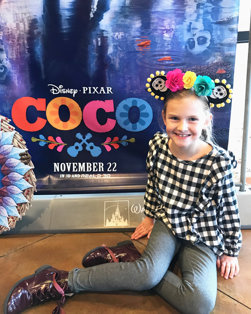 COCO movie craft