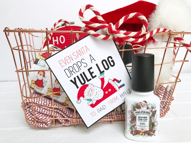 Man gift for Christmas_Poo~Pourri