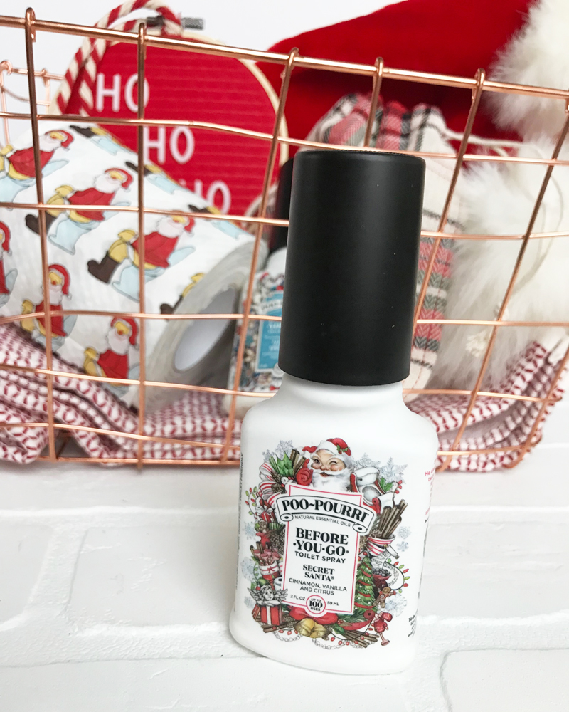 Secret Santa Poo Pourri