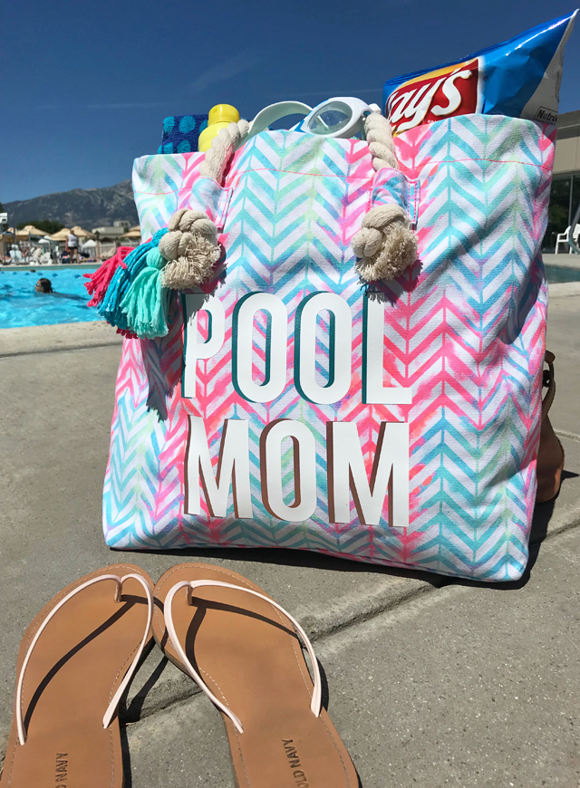 Pool Bag for Summer