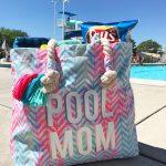 Summer Tote bag for the pool