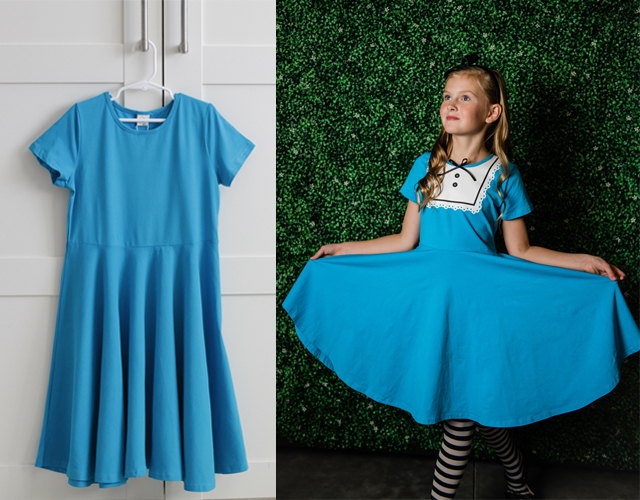 Before and After_Alice dress