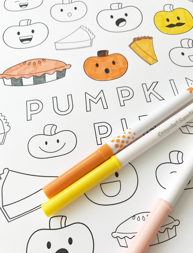 Best markers for coloring pages